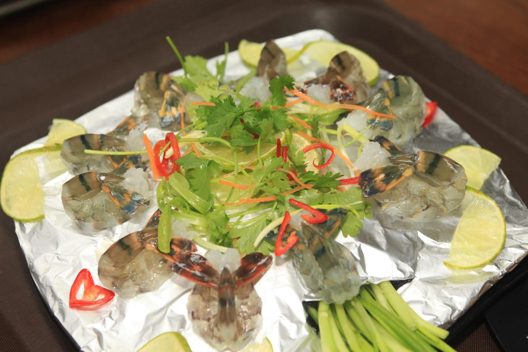 Đây chính là địa chỉ ăn hải sản mới đang được dân Sài Gòn thi nhau check-in ầm ầm - Ảnh 7.
