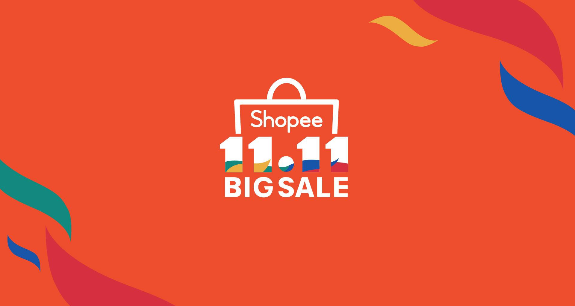Nóng, Shopee 11.11 Siêu Sale chính thức trở lại - Ảnh 1.