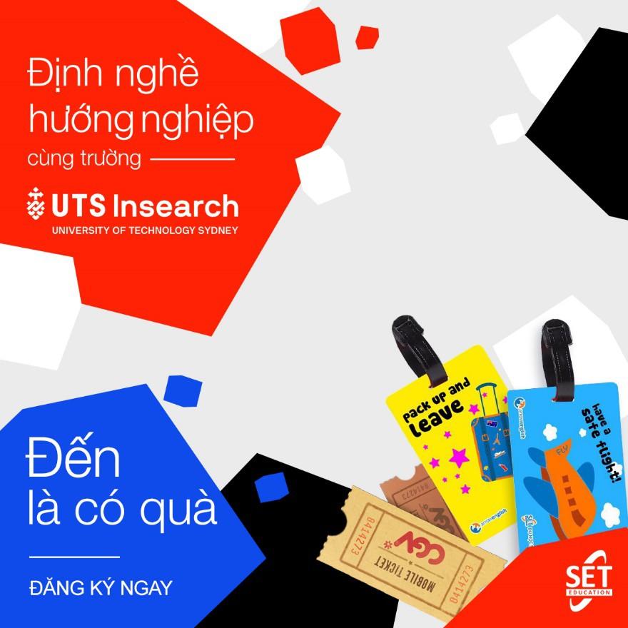 Định hướng nghề nghiệp cùng trường UTS Insearch - Ảnh 3.