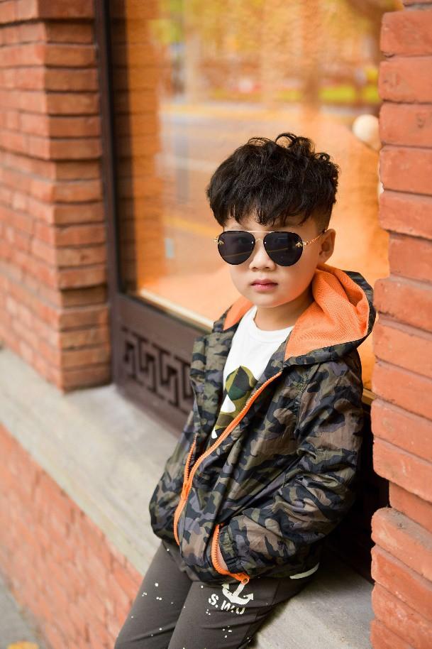 Học trò Xuân Lan tự tin sải bước tại Shanghai Fashion Week 2019 - Ảnh 6.