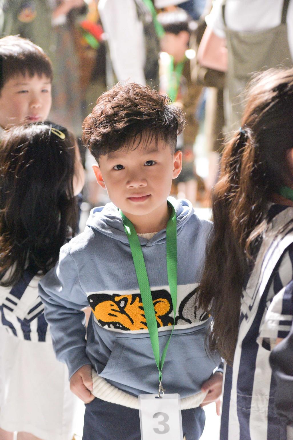 Học trò Xuân Lan tự tin sải bước tại Shanghai Fashion Week 2019 - Ảnh 8.