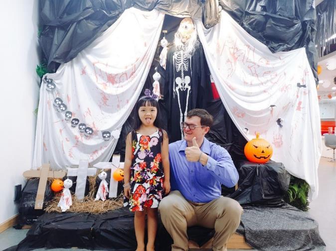 """Vui hết mình tại lễ hội Halloween """"Apax Little Monsters – siêu quái tí hon Apax"""" - Ảnh 2."""