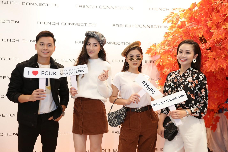 Á hậu Tú Anh ngẫu hứng phối đồ phong cách cho diễn viên Lương Thanh ngay tại sự kiện thời trang - Ảnh 5.