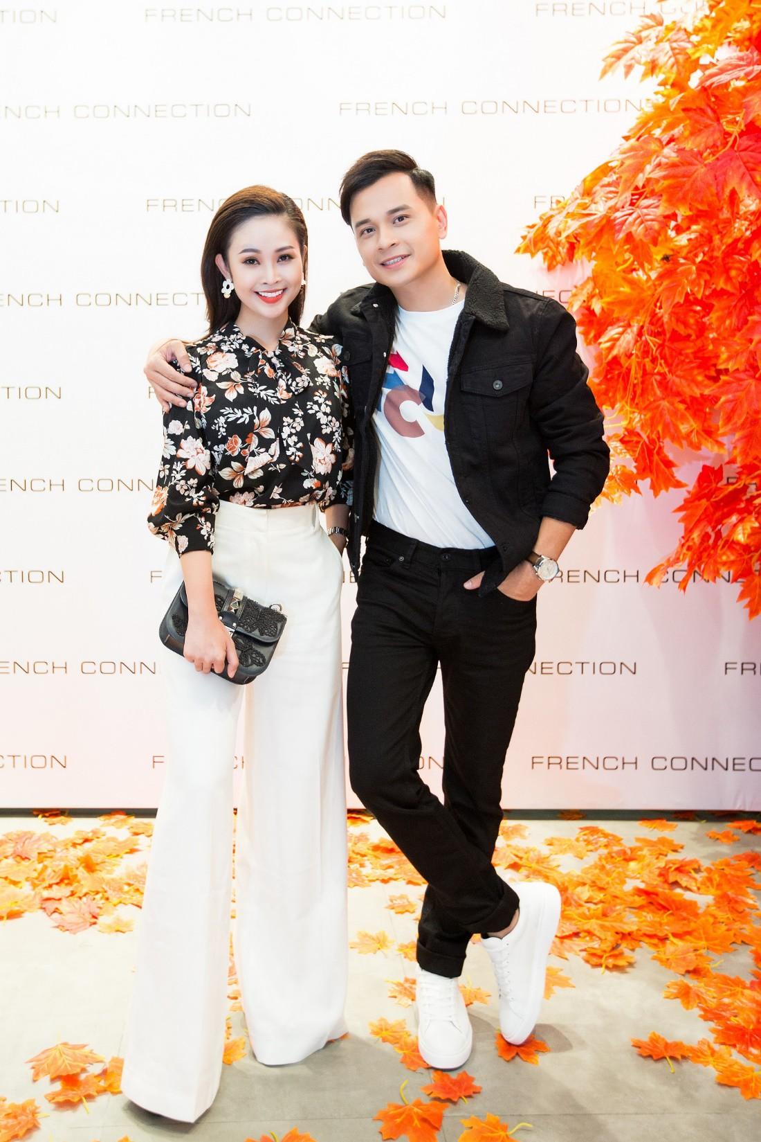 Á hậu Tú Anh ngẫu hứng phối đồ phong cách cho diễn viên Lương Thanh ngay tại sự kiện thời trang - Ảnh 6.