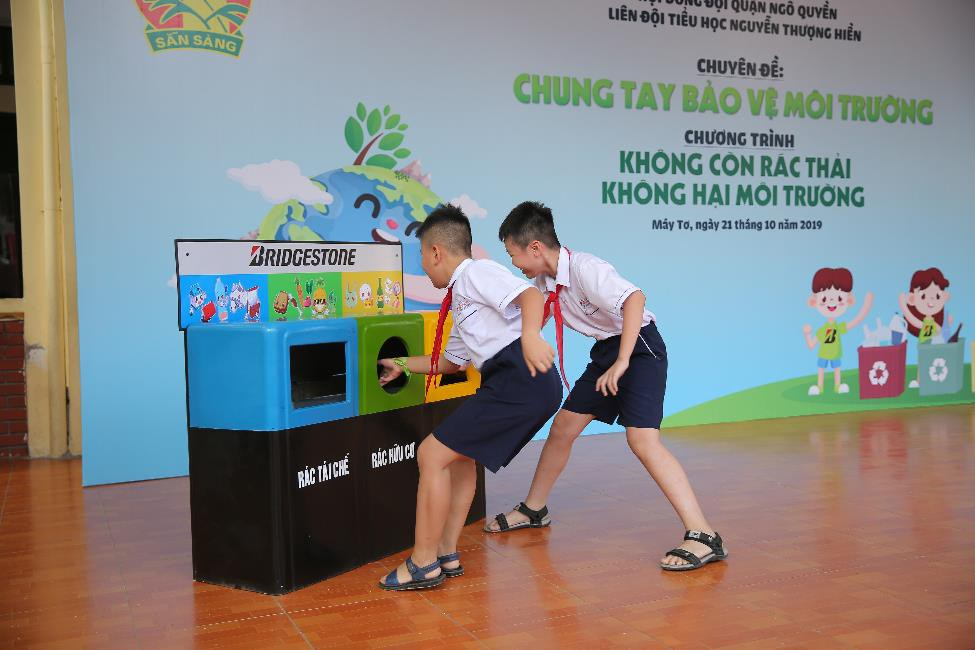 Vừa học vừa chơi - phương pháp hiệu quả giúp trẻ em tìm thấy niềm vui bảo vệ môi trường - Ảnh 2.