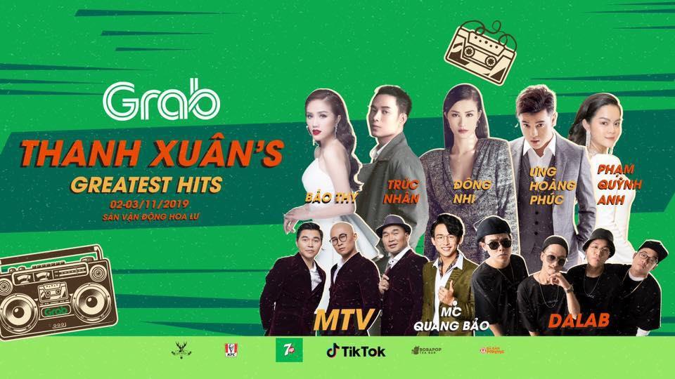 """""""Quẩy tung nóc"""" với lễ hội âm nhạc Thanh Xuâns Greatest Hits siêu hoành tráng - Ảnh 1."""