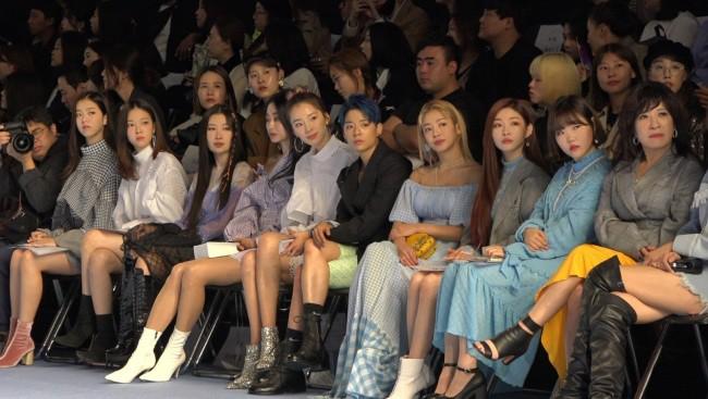 Tuần lễ thời trang Seoul: Đẳng cấp và sôi động - Ảnh 3.