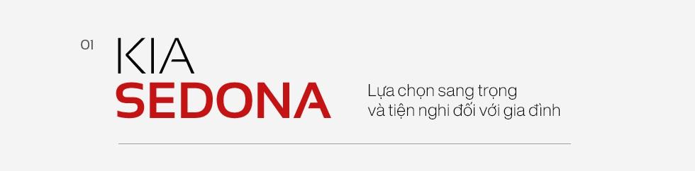 Đánh giá Kia Sedona: Sang trọng & Tiện nghi phục vụ từ gia đình tới doanh nghiệp - Ảnh 1.