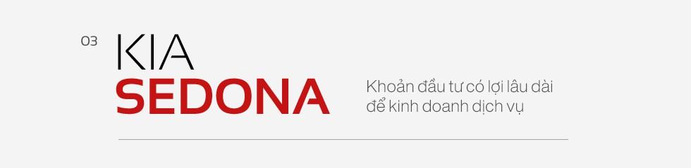 Đánh giá Kia Sedona: Sang trọng & Tiện nghi phục vụ từ gia đình tới doanh nghiệp - Ảnh 9.
