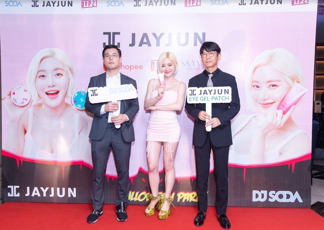 """DJ SODA gây """"náo loạn"""" tại tiệc của thương hiệu mỹ phẩm JAYJUN - Ảnh 4."""