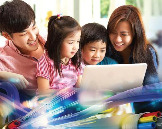 Cơ hội tiết kiệm đến 50% phí thuê bao trọn gói internet và truyền hình - Ảnh 1.