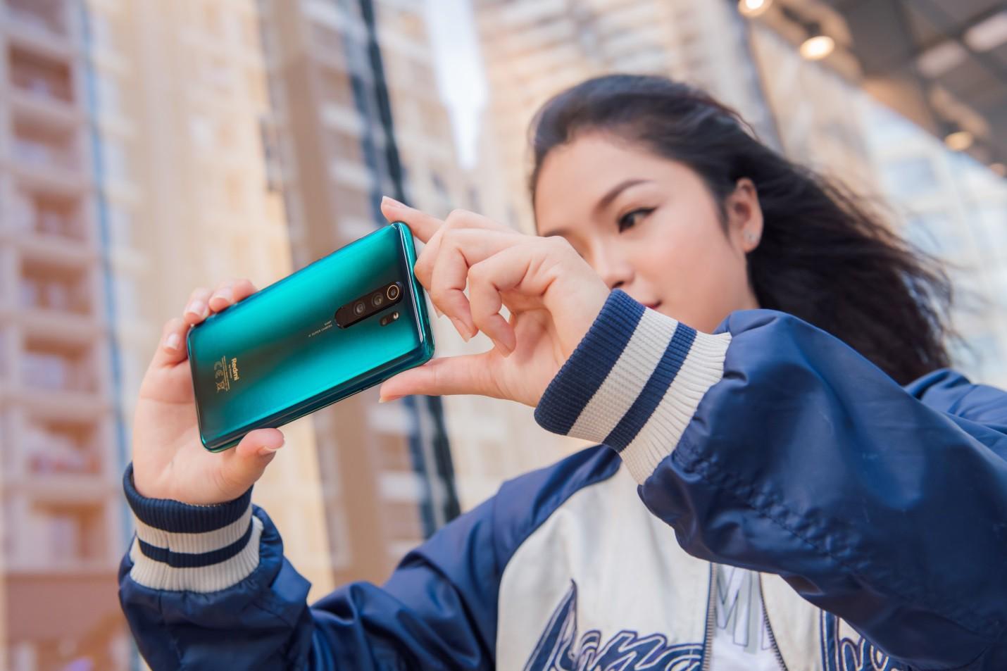 Ngắm bộ ảnh dễ thương của nữ sinh 18 tuổi mới được chọn làm gương mặt đồng hành cùng Xiaomi - Ảnh 3.