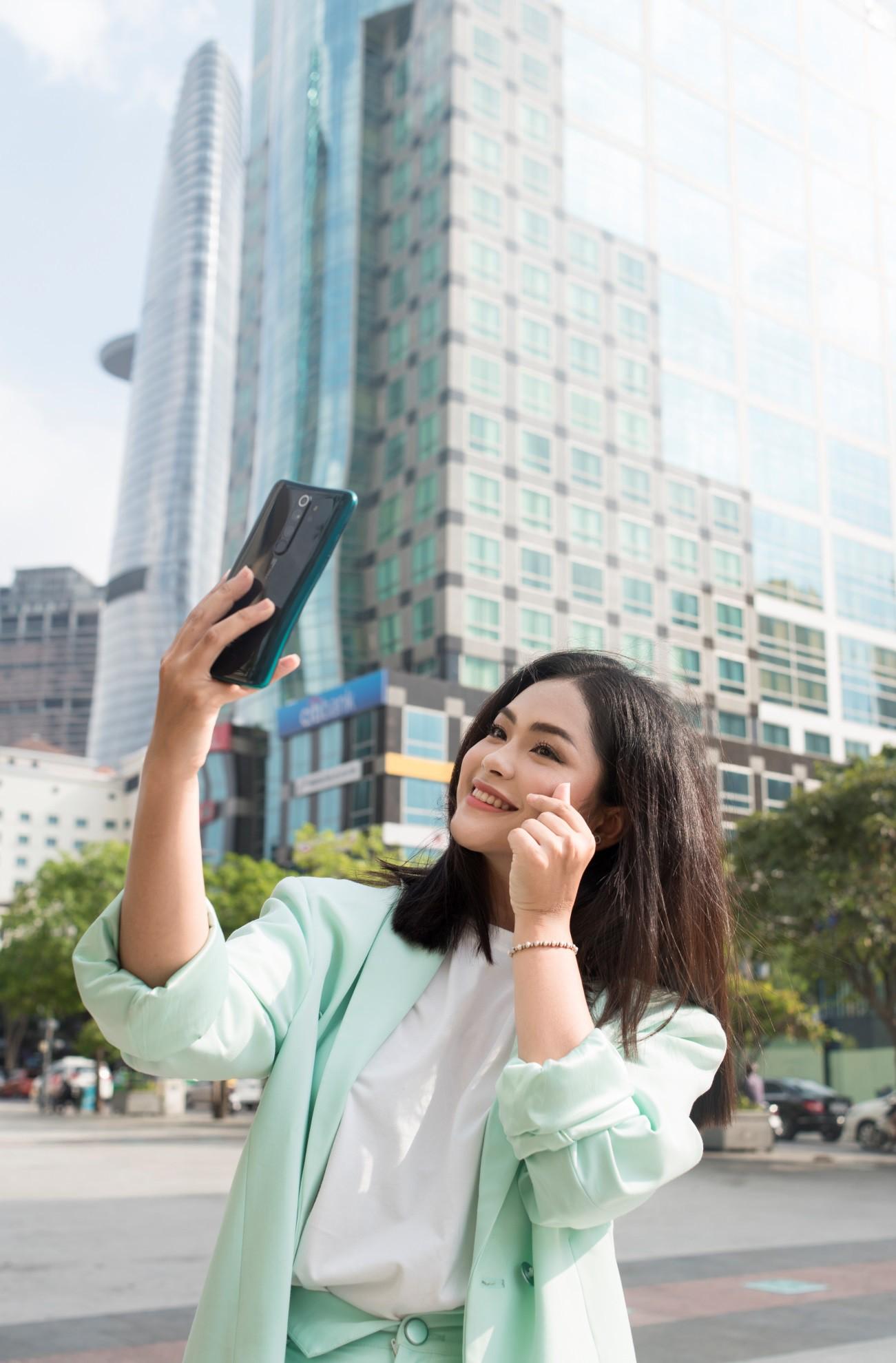Ngắm bộ ảnh dễ thương của nữ sinh 18 tuổi mới được chọn làm gương mặt đồng hành cùng Xiaomi - Ảnh 5.
