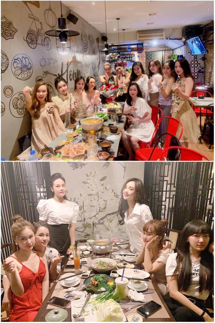 Hội chị em của Quỳnh Kool khiến cộng đồng mạng đứng ngồi không yên với tiệc Halloween quá chất - Ảnh 2.