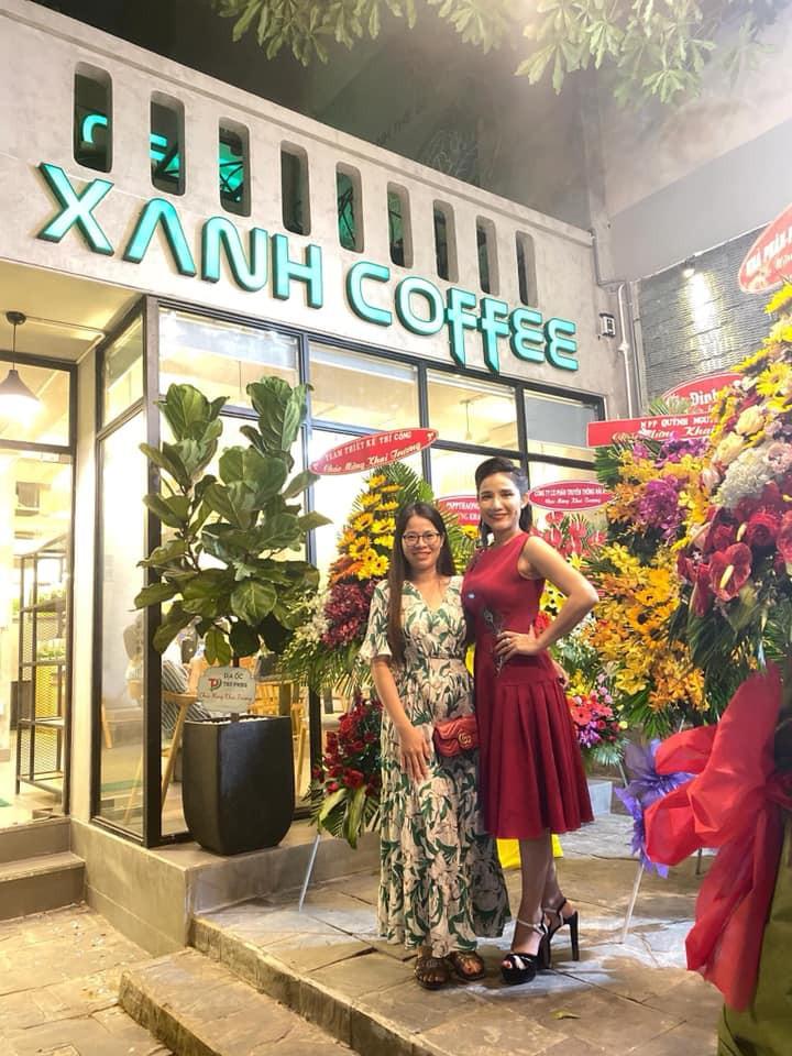 """Xanh Coffee khuấy động ở """"khu phố cà phê"""" Sài Gòn """"hút"""" nhiều nghệ sĩ Việt - Ảnh 3."""