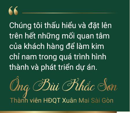 """Xuân Mai Sài Gòn với hành trình """"Nam tiến"""" trở thành nhà phát triển bất động sản chuyên nghiệp - Ảnh 7."""