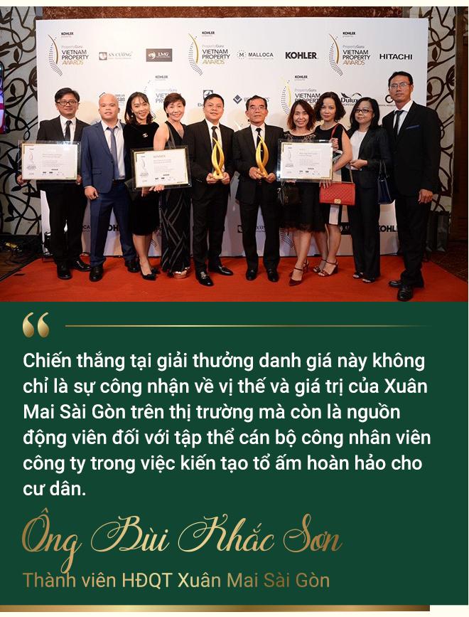 """Xuân Mai Sài Gòn với hành trình """"Nam tiến"""" trở thành nhà phát triển bất động sản chuyên nghiệp - Ảnh 13."""