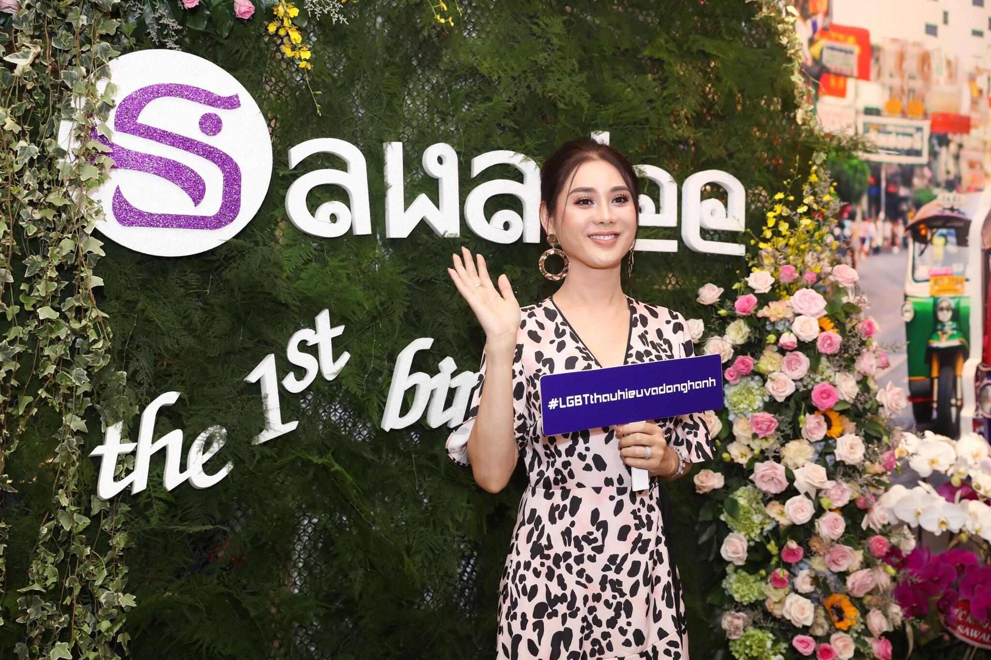 Trà sữa chuẩn vị Thái Lan lần đầu chào sân Sài thành - Ảnh 3.