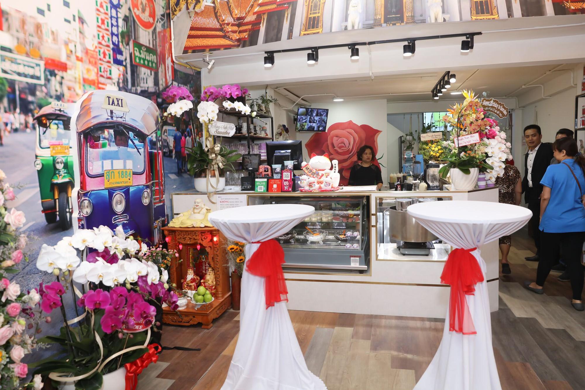 Trà sữa chuẩn vị Thái Lan lần đầu chào sân Sài thành - Ảnh 5.