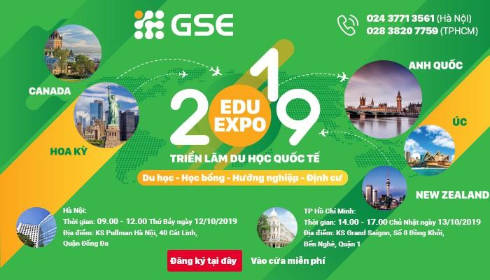 Lợi ích của việc tham gia Triển lãm du học quốc tế Edu Expo 2019 của GSE - Ảnh 2.