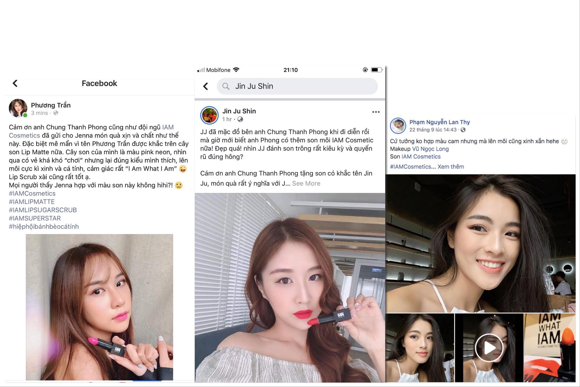 NTK Chung Thanh Phong: Mỗi thỏi son trendy gửi tặng các cô gái đều truyền cảm hứng về sự tự tin - Ảnh 5.