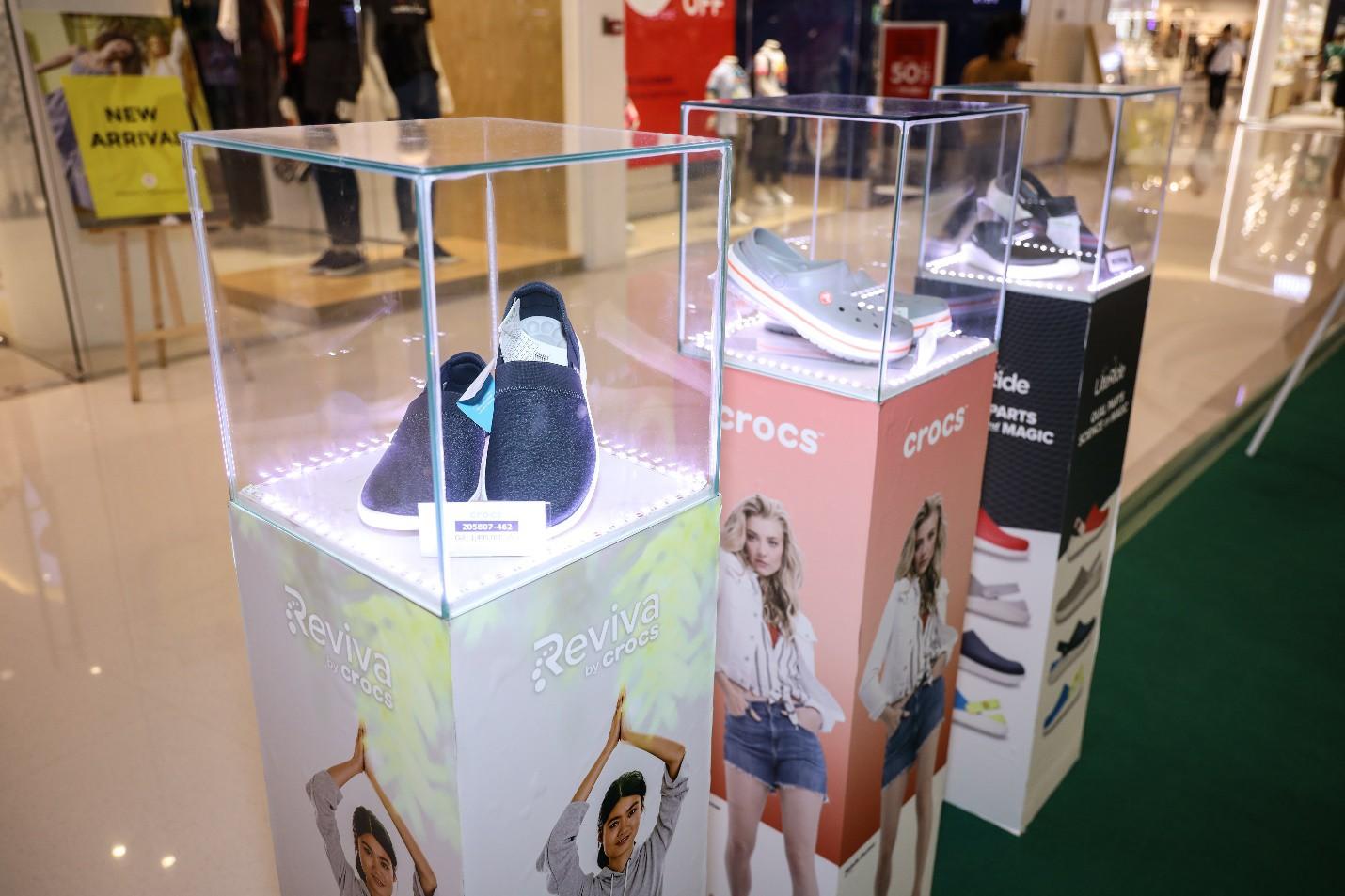 Nhung Gumiho và Ốc Thanh Vân lý giải vì sao ai cũng nên sở hữu ít nhất 1 trong 3 dòng sản phẩm mới của Crocs - Ảnh 2.