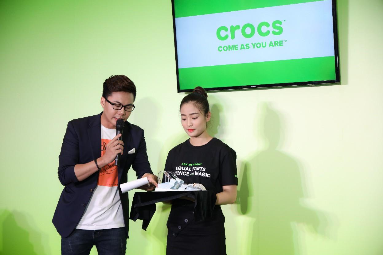 Nhung Gumiho và Ốc Thanh Vân lý giải vì sao ai cũng nên sở hữu ít nhất 1 trong 3 dòng sản phẩm mới của Crocs - Ảnh 13.
