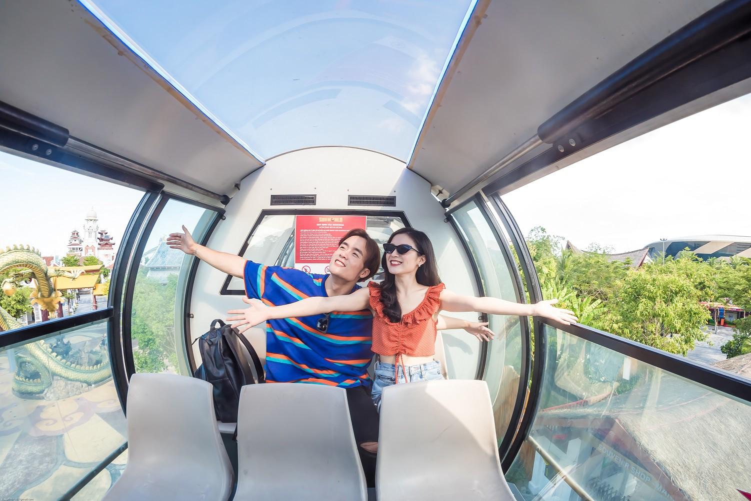 Bất ngờ lớn cho nàng từ 500 tấm vé miễn phí mỗi ngày tại Sun World Danang Wonders dịp 20/10 - Ảnh 3.
