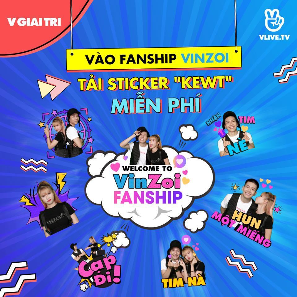 Ngô Kiến Huy, Khởi My – Kelvin Khánh, Han Sara công bố fanclub online chính thức - Ảnh 3.