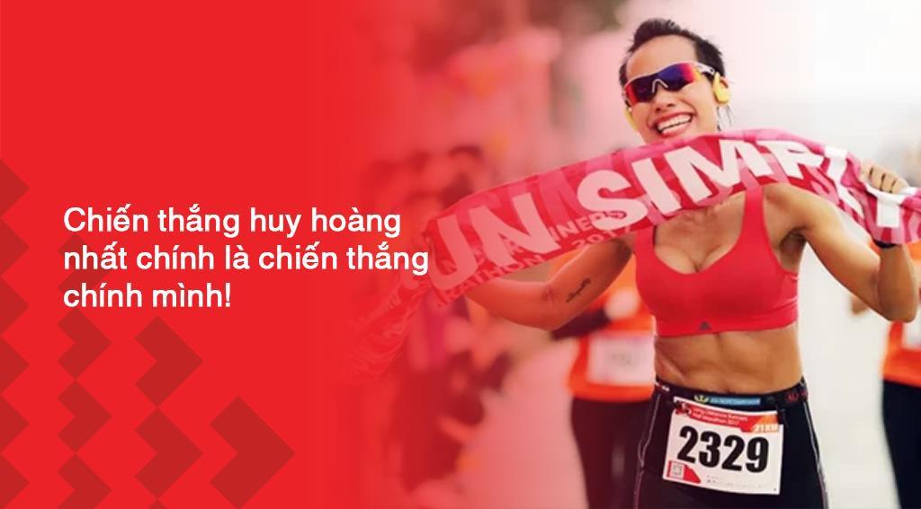 Marathon Techcombank 2019: Tiểu Phương và hành trình của bông hồng thép làng chạy Việt - Ảnh 5.
