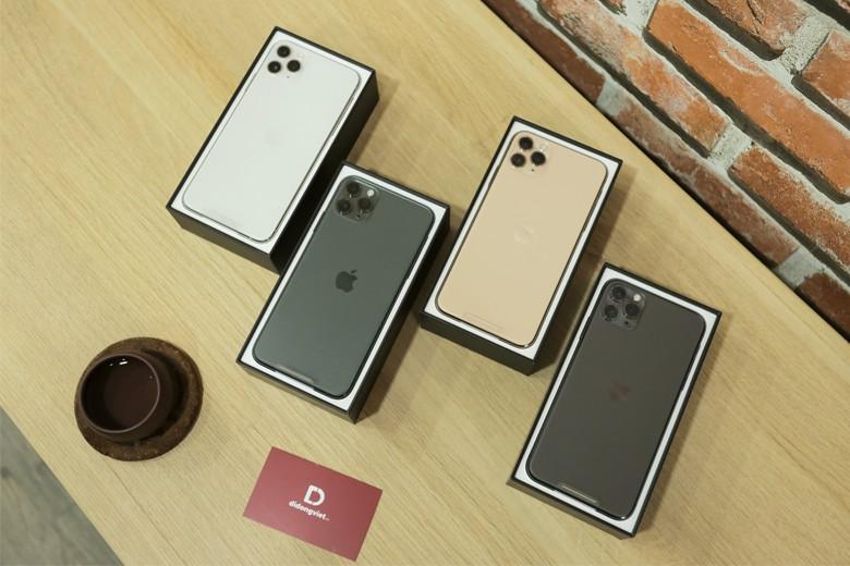 iPhone 11, 11 Pro, 11 Pro Max VN/A giảm đến 3 triệu đồng tại Di Động Việt trong 3 ngày mở bán - Ảnh 2.