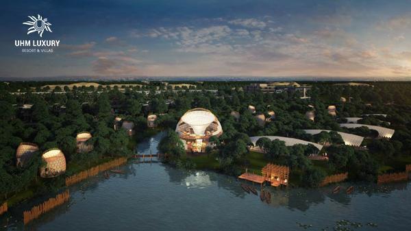 Toàn cảnh dự án UHM Luxury Resort & Villas Vũng Tàu