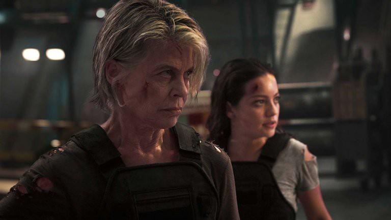 """""""Terminator: Dark Fate"""" – Màn tái xuất ấn tượng của Sarah Connor với vô số pha hành động đỉnh cao - Ảnh 4."""