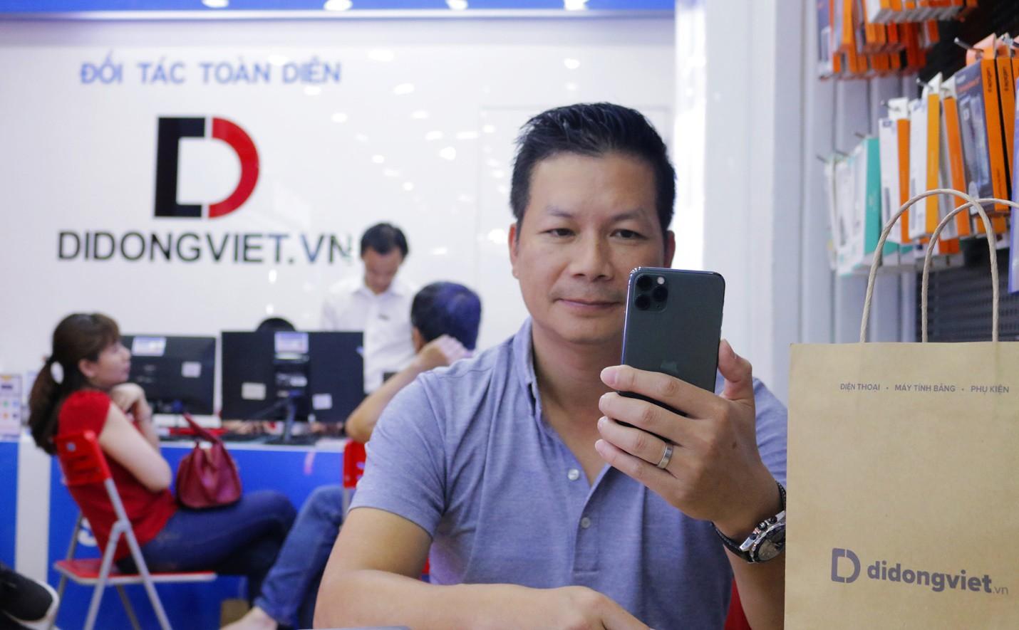 iPhone 11, 11 Pro, 11 Pro Max VN/A giảm đến 3 triệu đồng tại Di Động Việt trong 3 ngày mở bán - Ảnh 4.