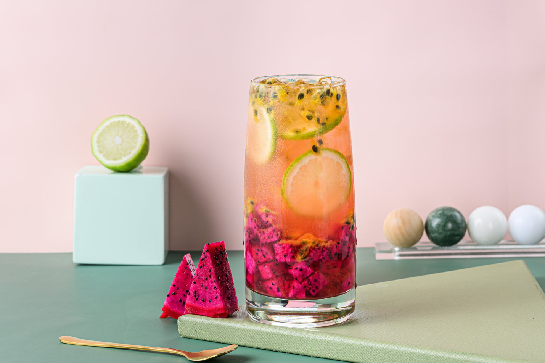 Giới trẻ Hà thành sắp có thương hiệu trà chanh Đài Loan xịn xò hết nút - Ảnh 2.