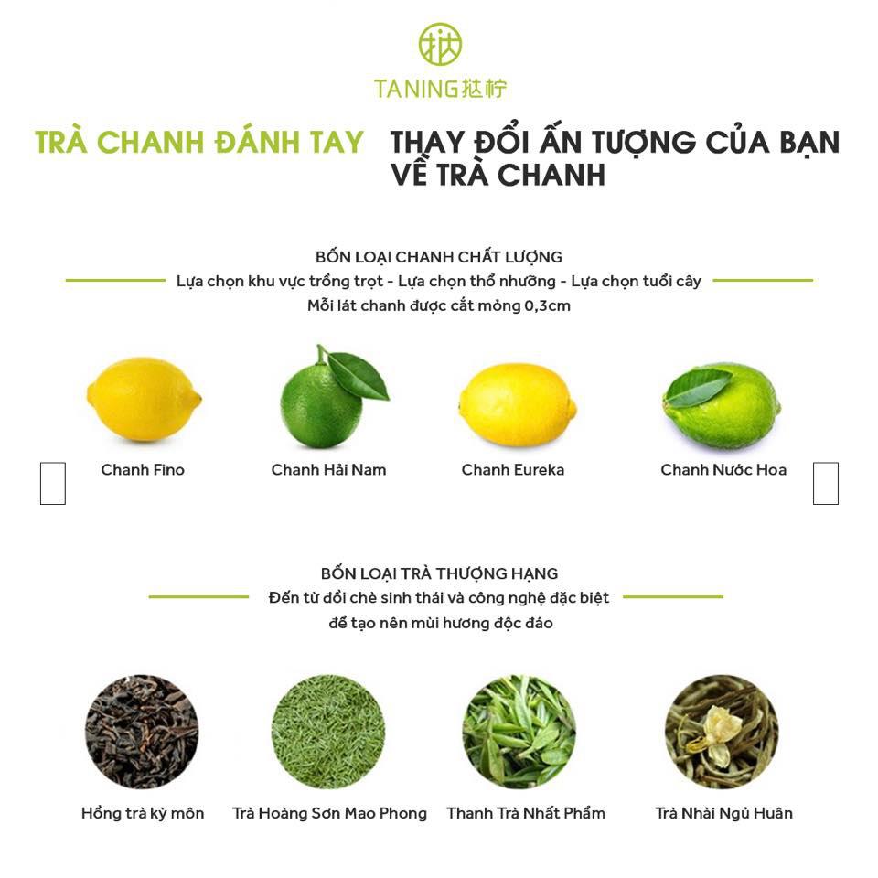 Giới trẻ Hà thành sắp có thương hiệu trà chanh Đài Loan xịn xò hết nút - Ảnh 4.
