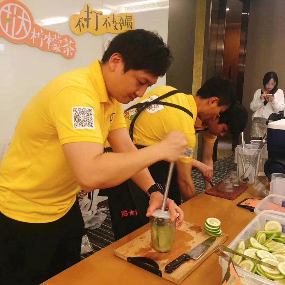 Giới trẻ Hà thành sắp có thương hiệu trà chanh Đài Loan xịn xò hết nút - Ảnh 5.