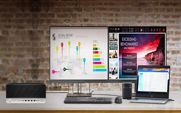 HP ELITEDESK 800 G5 SFF - PC siêu nhỏ gọn cho văn phòng hiện đại - Ảnh 1.
