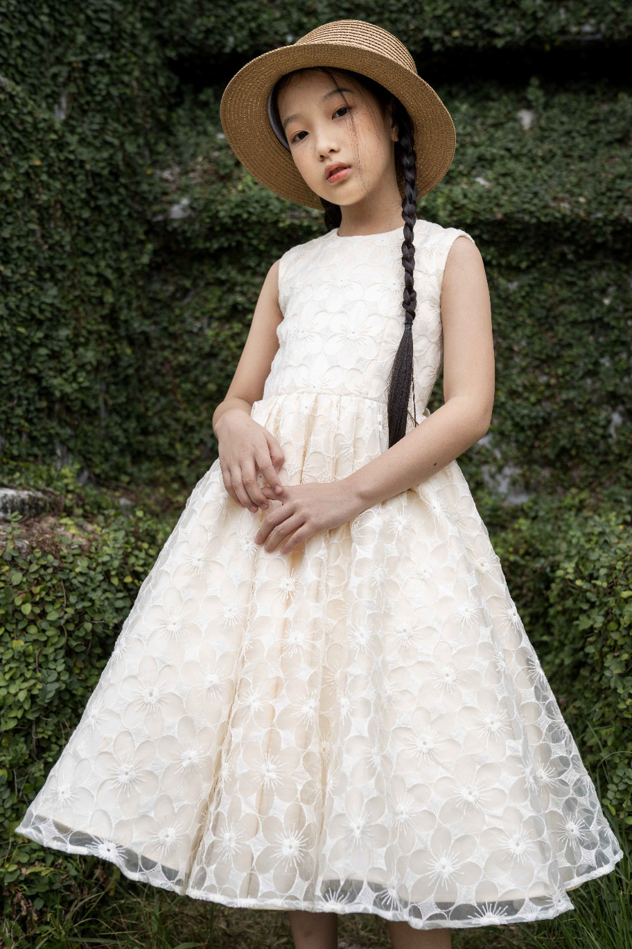 """""""Công chúa băng giá"""" của làng thời trang Việt đốn tim với vẻ đẹp siêu ngọt ngào - Ảnh 6."""