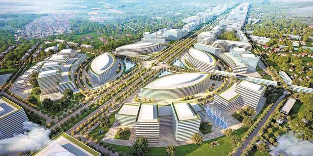 Bất động sản Phường Đông Vĩnh, Nghệ An có nhiều cơ hội để phát triển - Ảnh 1.