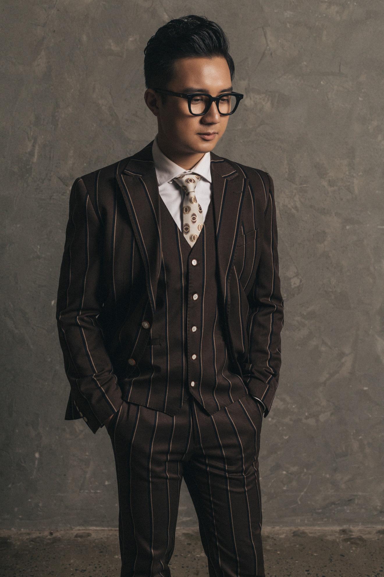 """MC """"chuyển động 24h"""" Sơn Lâm lịch lãm, hút mắt trong bộ ảnh mừng sinh nhật lần thứ 30 - Ảnh 8."""