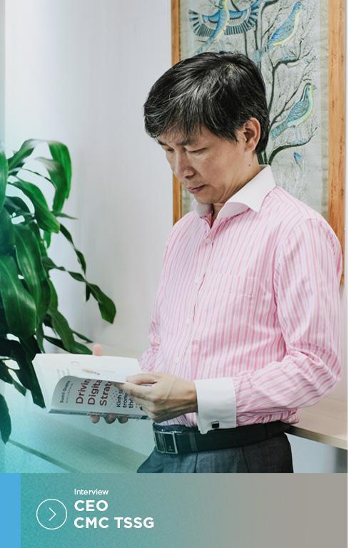 CEO CMC TSSG Đặng Thế Tài: Hệ thống quan trọng nhưng không phải vạn năng, người ra quyết định cuối cùng vẫn là con người - Ảnh 6.