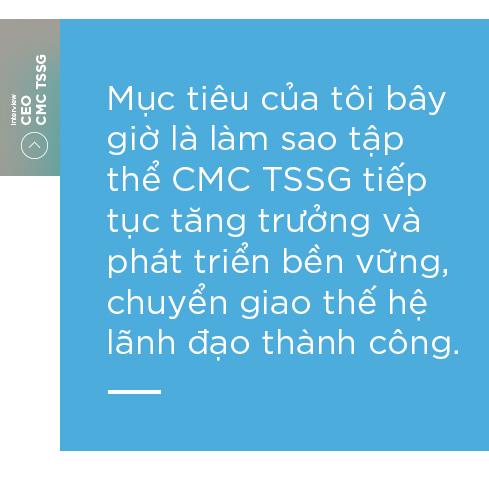 CEO CMC TSSG Đặng Thế Tài: Hệ thống quan trọng nhưng không phải vạn năng, người ra quyết định cuối cùng vẫn là con người - Ảnh 16.
