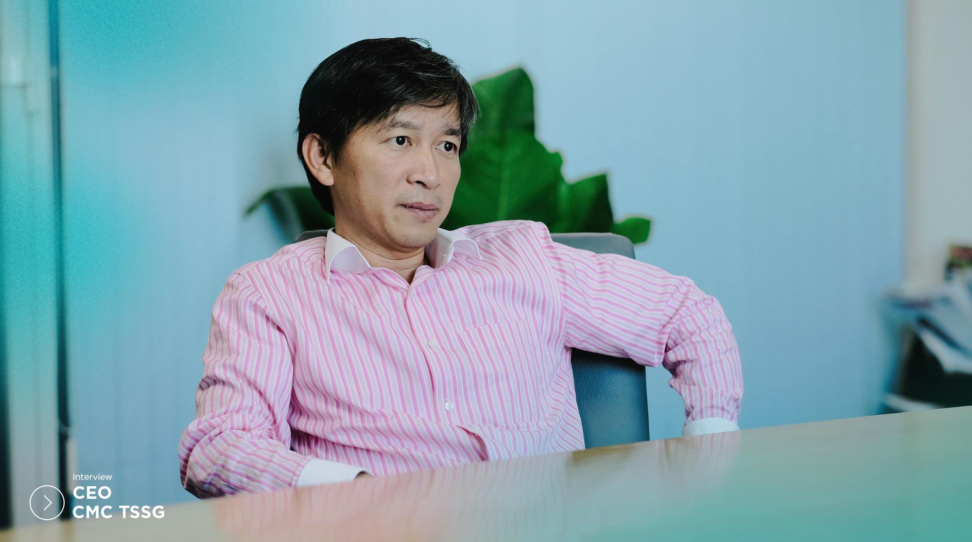 CEO CMC TSSG Đặng Thế Tài: Hệ thống quan trọng nhưng không phải vạn năng, người ra quyết định cuối cùng vẫn là con người - Ảnh 22.