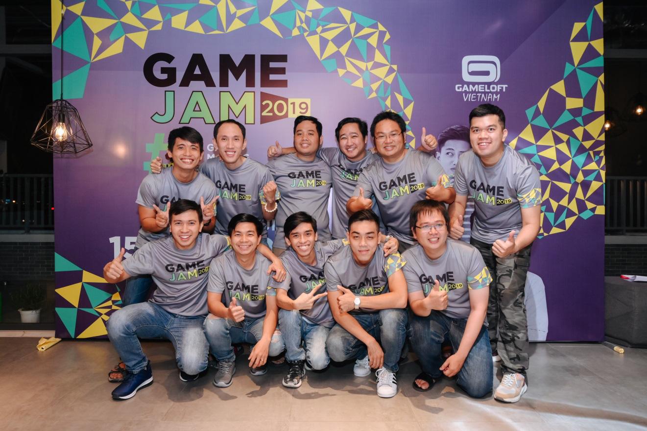 Gameloft Game Jam 2019 – Sân chơi sáng tạo về game chính thức khai mạc - Ảnh 1.