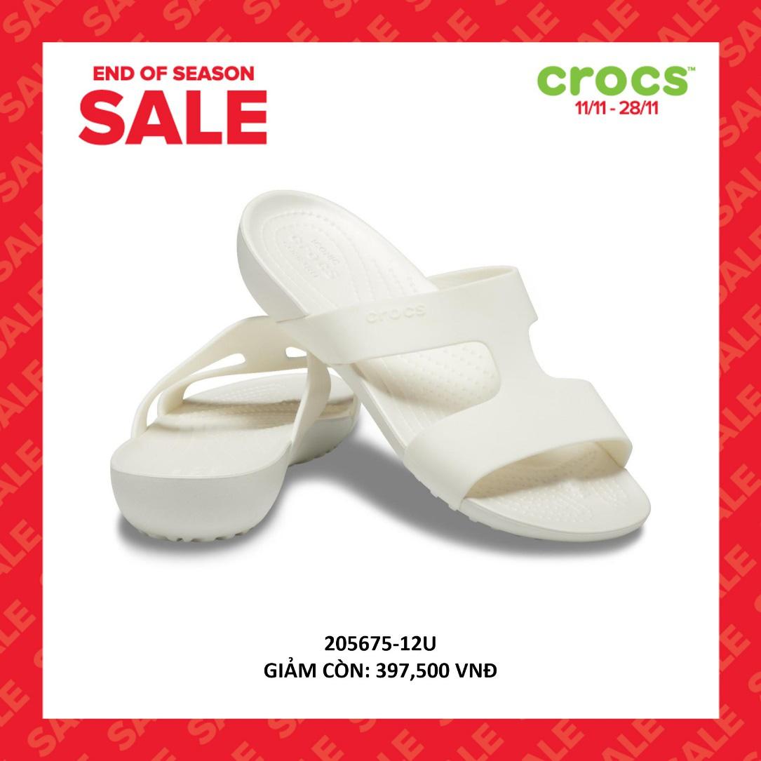 Crocs giảm giá đến 50% hàng ngàn sản phẩm hot tại các cửa hàng trên toàn quốc - Ảnh 7.
