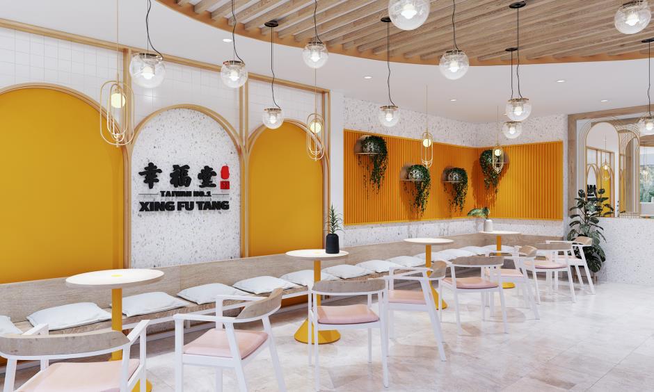 Siêu hot: cửa hàng thứ ba của Xing Fu Tang tưng bừng khai trương tại Sư Vạn Hạnh - Ảnh 5.