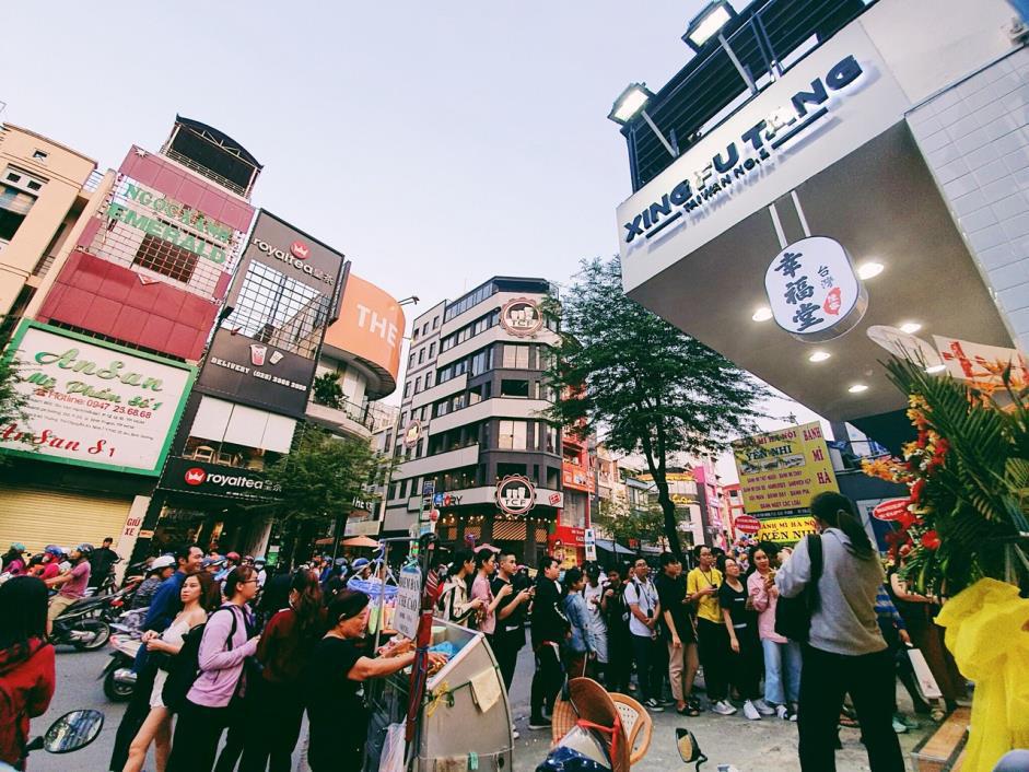 Siêu hot: cửa hàng thứ ba của Xing Fu Tang tưng bừng khai trương tại Sư Vạn Hạnh - Ảnh 8.