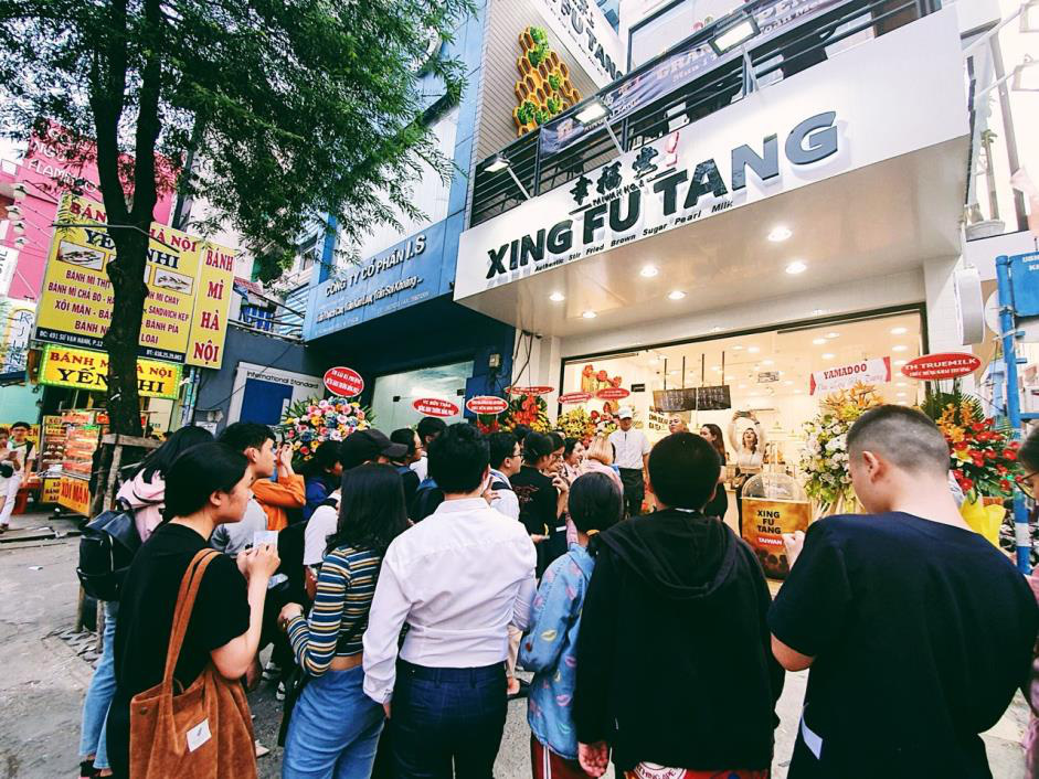 Siêu hot: cửa hàng thứ ba của Xing Fu Tang tưng bừng khai trương tại Sư Vạn Hạnh - Ảnh 9.