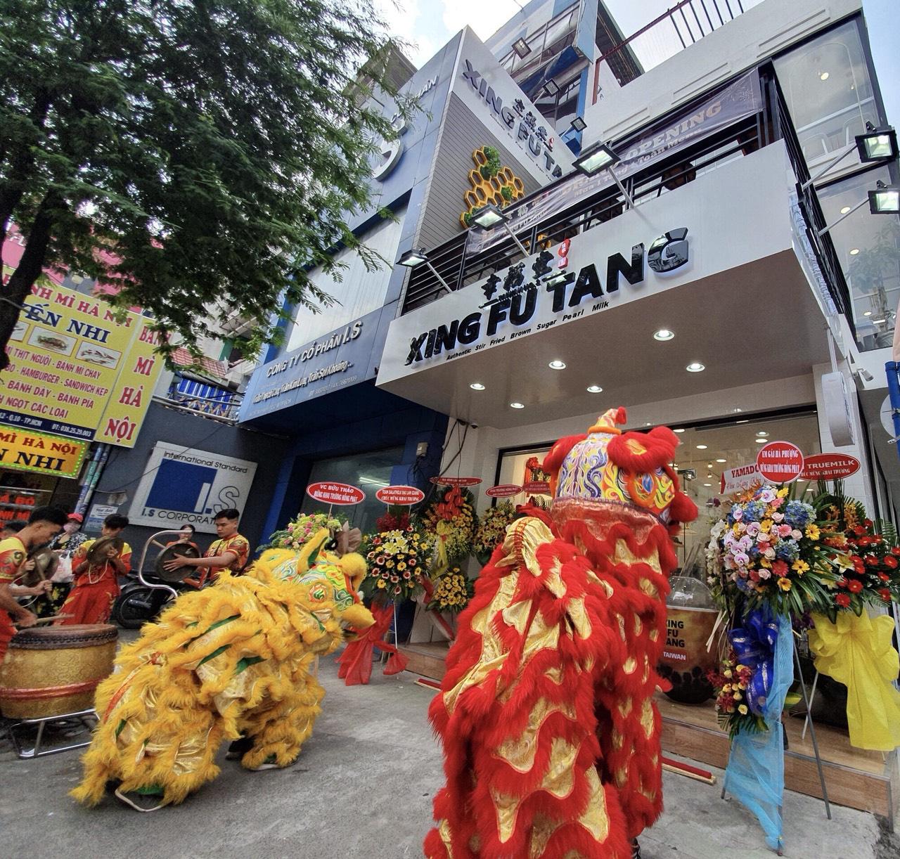 Siêu hot: cửa hàng thứ ba của Xing Fu Tang tưng bừng khai trương tại Sư Vạn Hạnh - Ảnh 10.